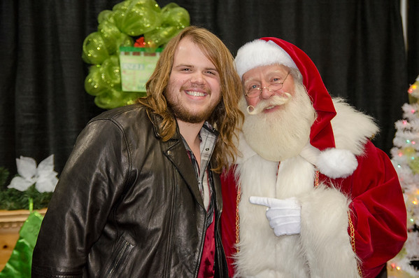 2014 Jinglefest Portraits with Santa