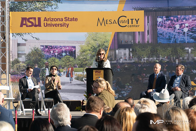 ASU Mesa Campus Ground breaking
