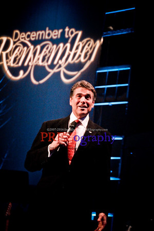 Rick Perry at Point of Grace Church