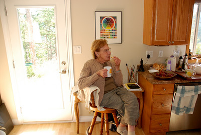 Ruth & Dean Goodman visit Pender