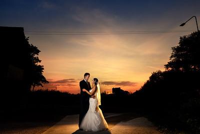 Josh & Rachel's wedding