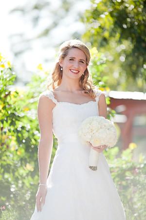Jennifer's Bridal Portraits | Aug 2012