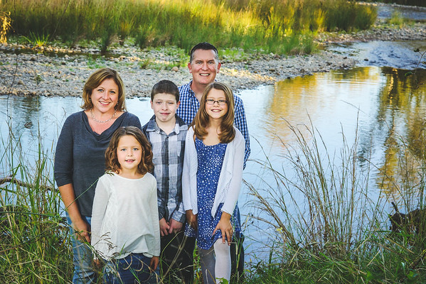 The Maddux Family