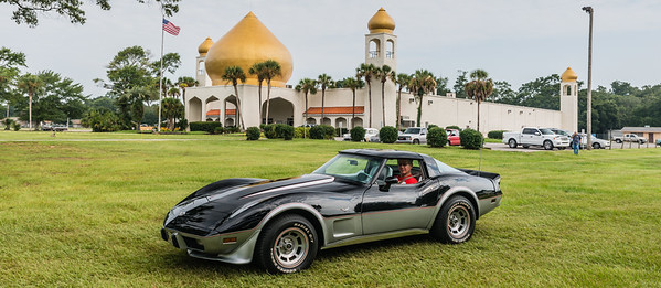 Hadji Shriners' Car Show 07/26/2014