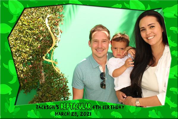 Jackson's 4th Birthday