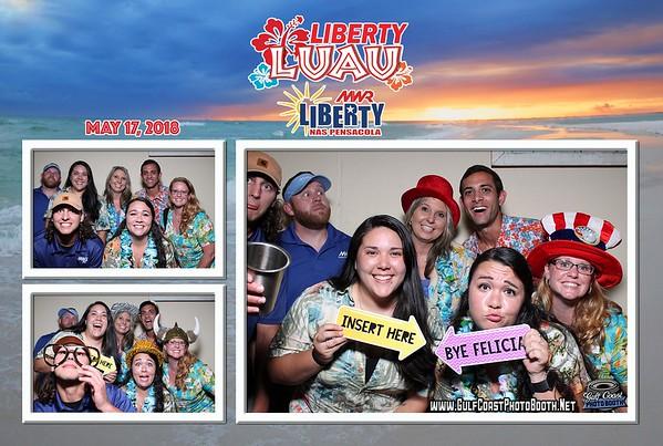 MWR Liberty Luau 2018