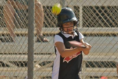 JVA Softball Fall 2008