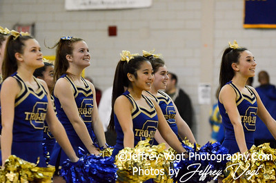 02-25-2013 Gaithersburg HS Cheerleading and Poms, Photos by Jeffrey Vogt Photography
