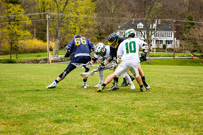 Boy's Lacrosse vs Forman 2017