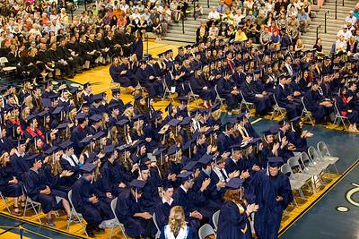 JCHS Graduation 2015