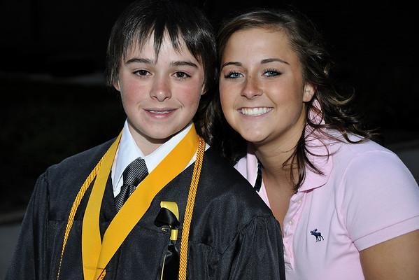 RCMS Graduation 2008