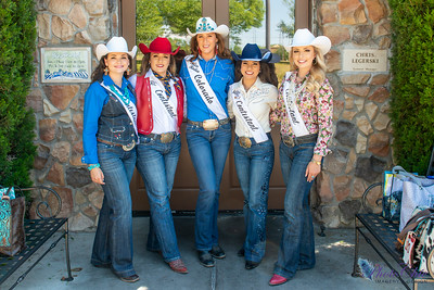 Miss Rodeo Colorado Pageant 2019