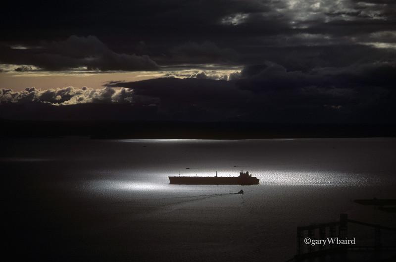 Elliott Bay Tanker