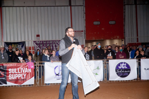 New Year Nationals Intro and Goat Showmanship Finals