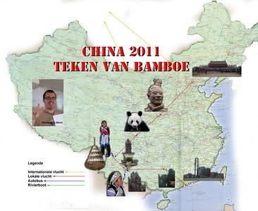 Fotoboek China 2001