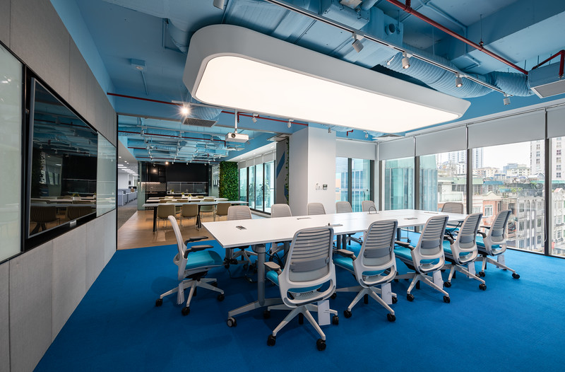 QORVO Office in Hanoi by HUYNCHI