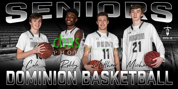 2019 Dominion Boys Basketball