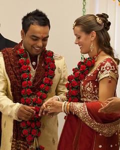 Sarah and Rups Wedding