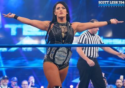 Impact Wrestling 10-16-18 Tapings
