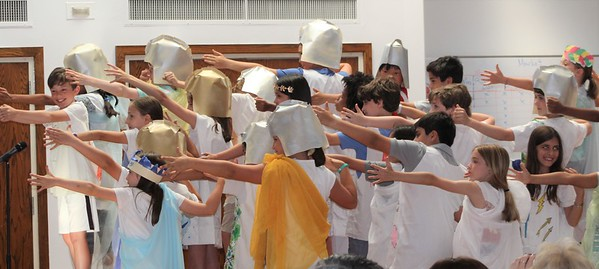 4th Grade Greek Plays