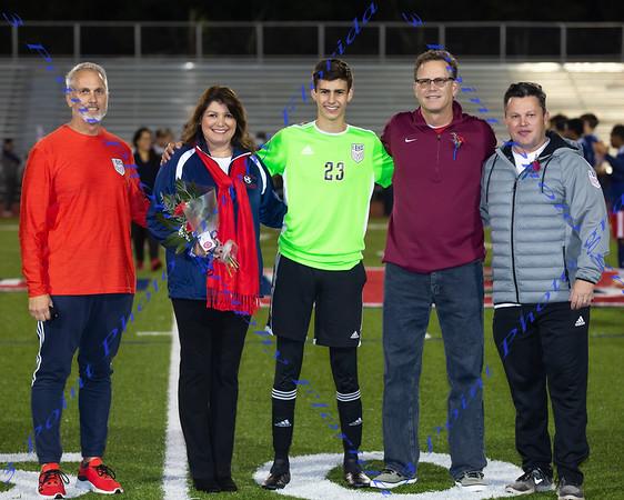 LBHS Soccer Senior Night - Dec 11, 2020
