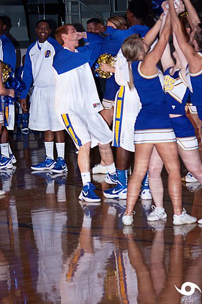 Booneville High vs. Baldwyn High: Senior Night