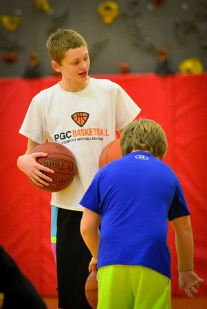 Medford Youth Basketball Program Feb 2014