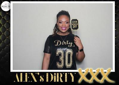 Alex's Dirty XXX