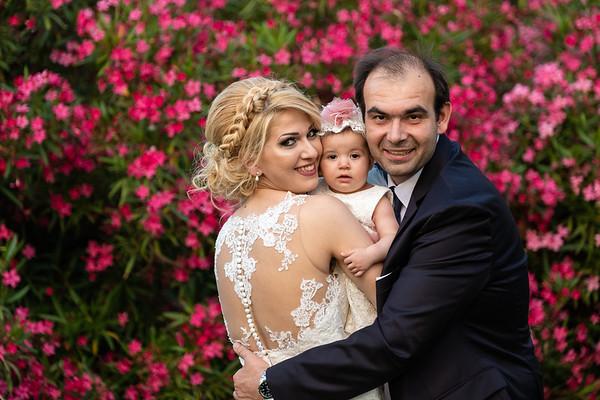 2018 - 05 - 27 Δημήτρης & Χριστίνα & Ευμορφία