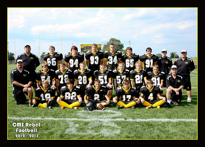 CMS Football 2012