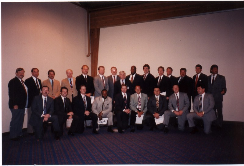 1979 team induction to Hancock Hall of Fame