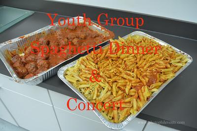 Spaghetti Dinner Concert