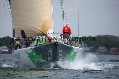 Volvo Ocean Race - Boston In-Port Practice