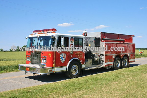 Olivet, Michigan, Fire Department