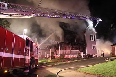 Wakefield, MA - 2nd Alarm, 63 Gould Street, 5-10-13