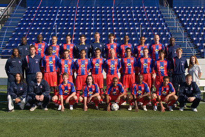 Crystal Palace FC Baltimore - Full Squad and Staff, May 4th 2007 (1 image)