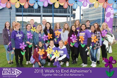 2018 Greater Hartford Walk to End Alzheimer's