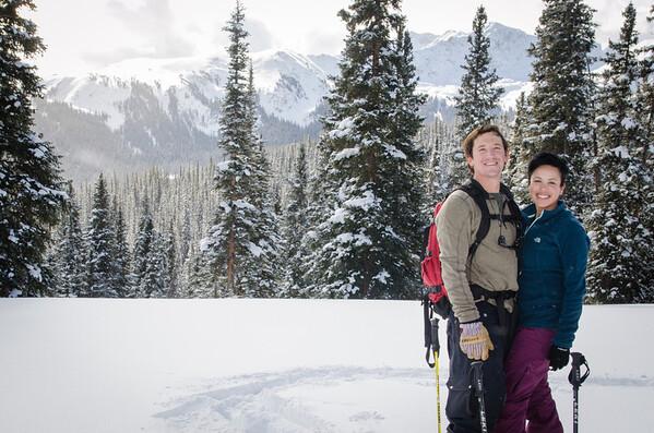Jen & Chuck