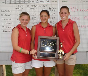 SNHS Girls Golf Conference 2005