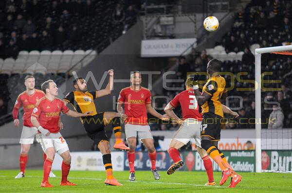 Hull City v Nottingham Forest 15 - 03 - 16