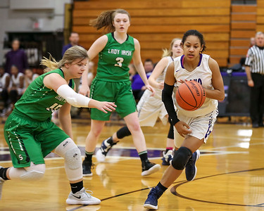 Plano vs Seneca girls basketball - Jan. 7, 2019