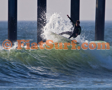 HB Pier South 120508