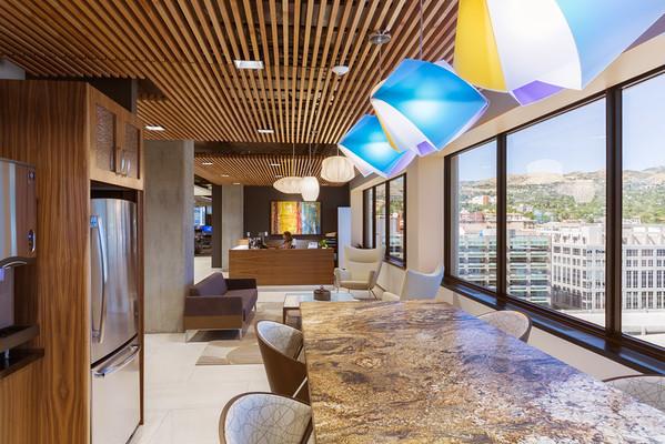 FJ Management Headquarters (Interiors)