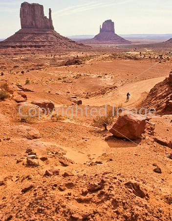 Monument Valley Navajo Tribal Park - Utah/Arizona Border - Biking & Scenics  (in progress)