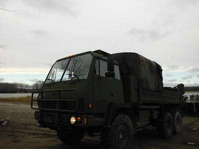 12 Nov 13 - EX Nihilo Sapper - Trucks on Rafts