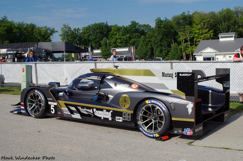Mustang Sampling Racing Cadillac DPi