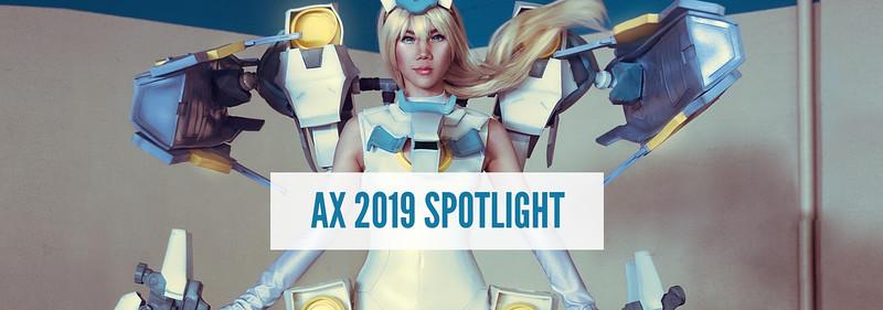 AX2019 Spotlight