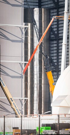 SpaceX Super Heavy 1