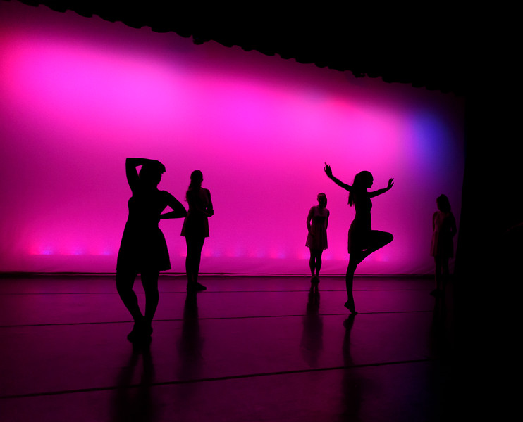Dance Workshop Student Choreography 2018