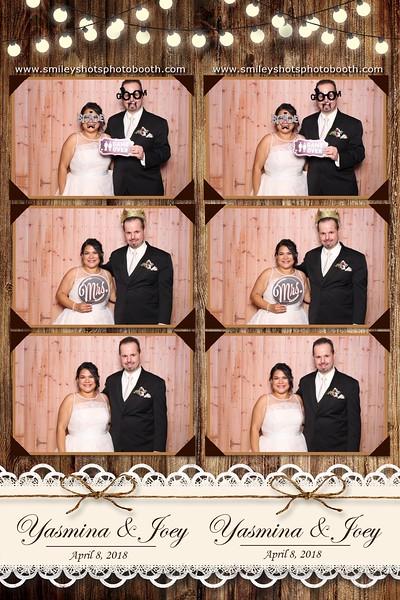 Yasmina & Joey Wedding